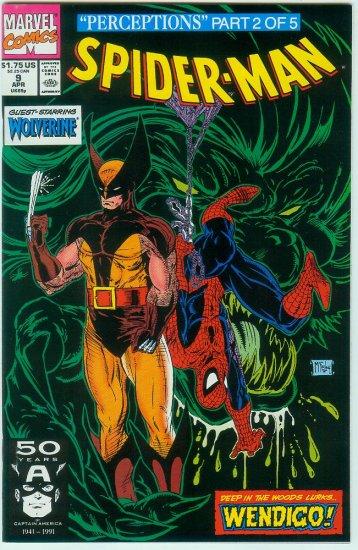 SPIDER-MAN #9 (1991)