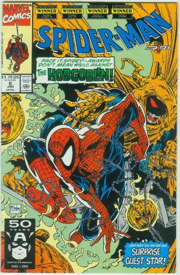 SPIDER-MAN #6 (1991)
