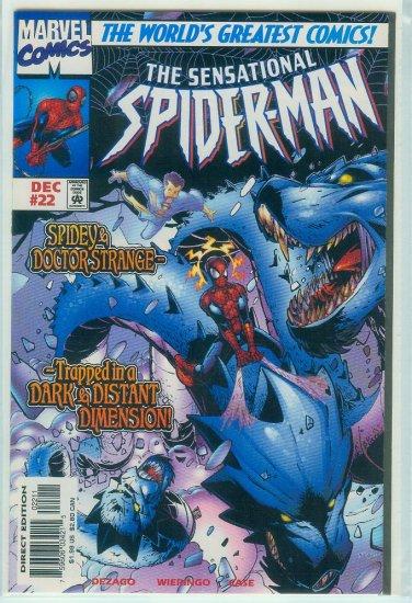 SENSATIONAL SPIDER-MAN #22 (1997)