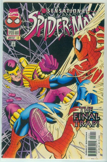 SENSATIONAL SPIDER-MAN #12 (1997)