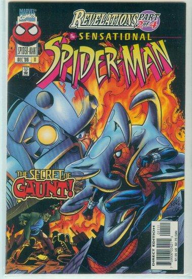 SENSATIONAL SPIDER-MAN #11 (1996)