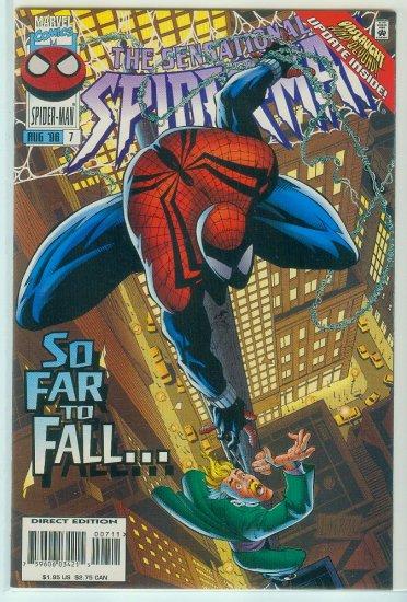 SENSATIONAL SPIDER-MAN #7 (1996)
