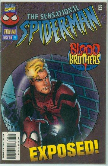 SENSATIONAL SPIDER-MAN #4 (1996)