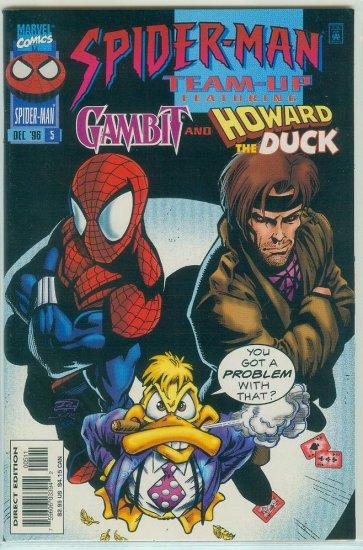 SPIDER-MAN TEAM-UP #5 (1996)