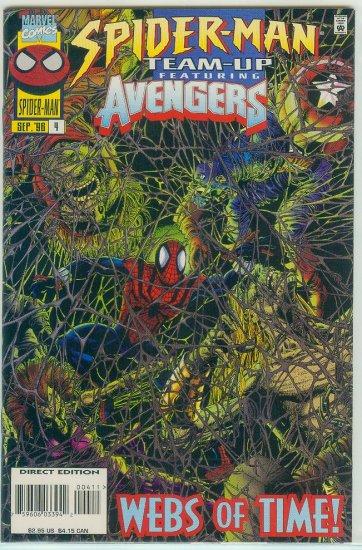 SPIDER-MAN TEAM-UP #4 (1996)