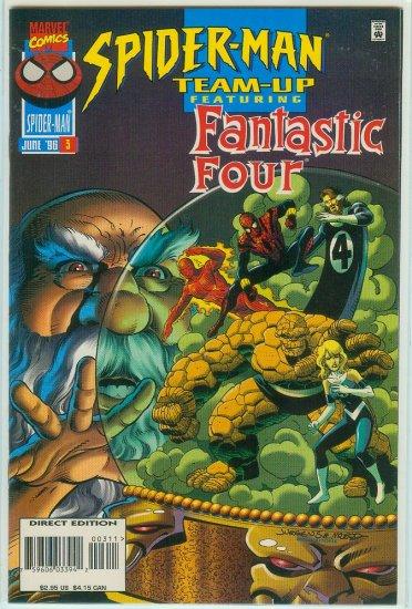 SPIDER-MAN TEAM-UP #3 (1996)