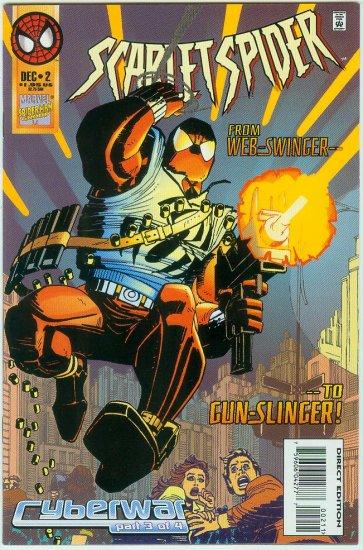 SCARLET SPIDER #2 (1995)