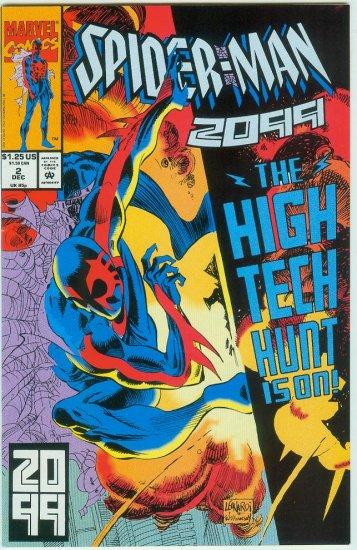 SPIDER-MAN 2099 #2 (1992)