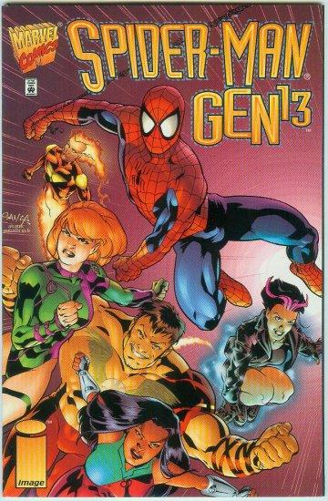 SPIDER-MAN/GEN 13 #1 (1996)