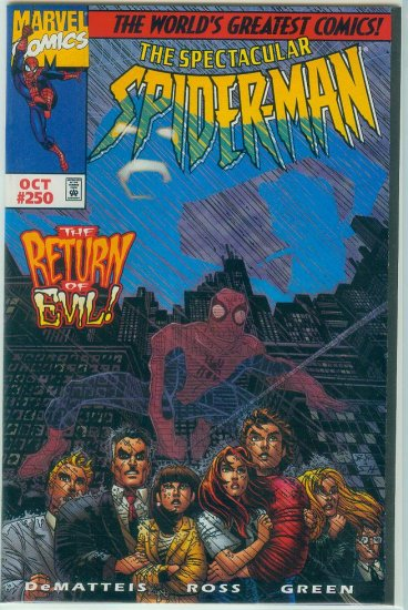 SPECTACULAR SPIDER-MAN #250 (1997)