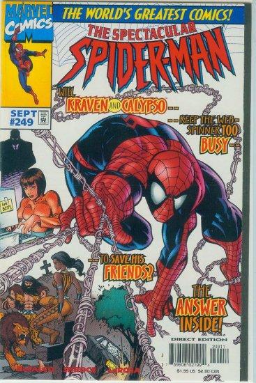 SPECTACULAR SPIDER-MAN #249 (1997)