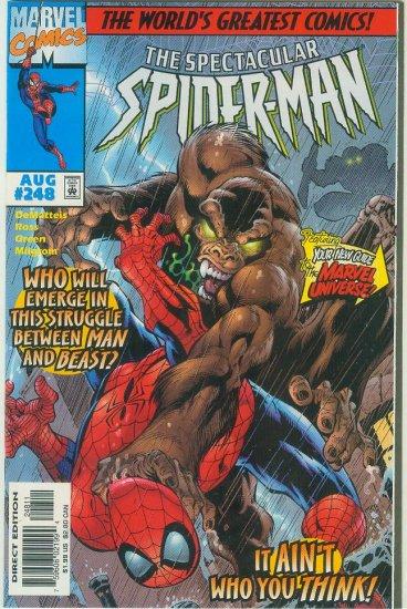 SPECTACULAR SPIDER-MAN #248 (1997)