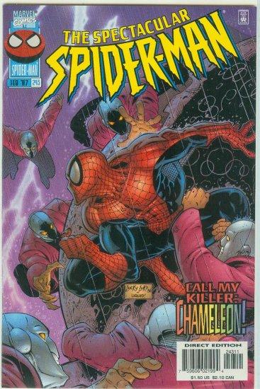 SPECTACULAR SPIDER-MAN #243 (1997)