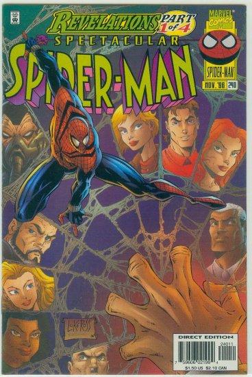 SPECTACULAR SPIDER-MAN #240 (1996)