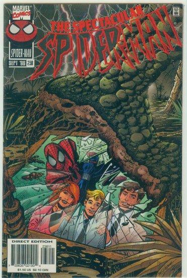 SPECTACULAR SPIDER-MAN #238 (1996)