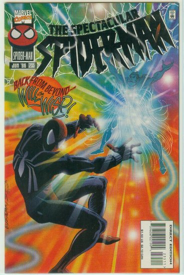 SPECTACULAR SPIDER-MAN #235 (1996)
