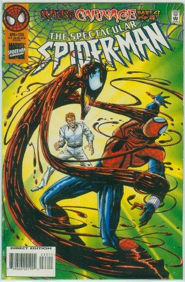 SPECTACULAR SPIDER-MAN #233 (1996)