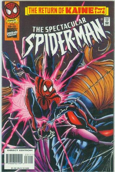 SPECTACULAR SPIDER-MAN #231 (1996)