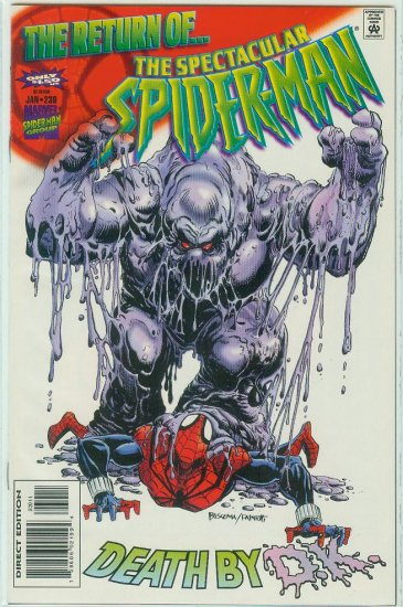 SPECTACULAR SPIDER-MAN #230 (1996)