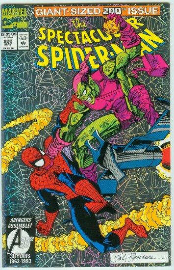 SPECTACULAR SPIDER-MAN #200 (1993)