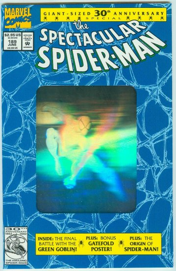 SPECTACULAR SPIDER-MAN #189 (1992)