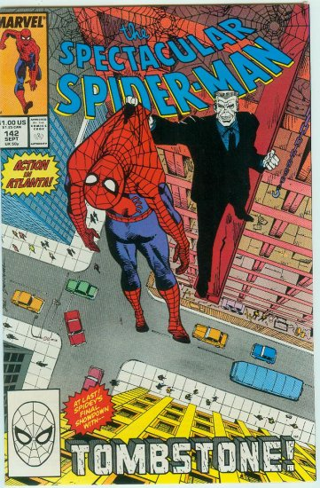 SPECTACULAR SPIDER-MAN #142 (1988)
