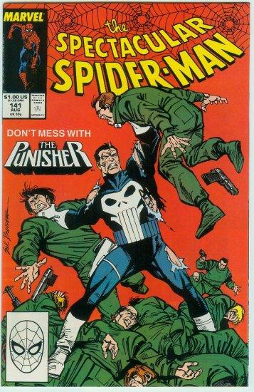SPECTACULAR SPIDER-MAN #141 (1988)