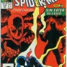 SPECTACULAR SPIDER-MAN #134 (1988)
