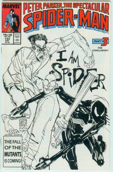 SPECTACULAR SPIDER-MAN #133 (1987)