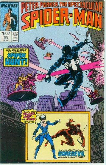 SPECTACULAR SPIDER-MAN #128 (1987)