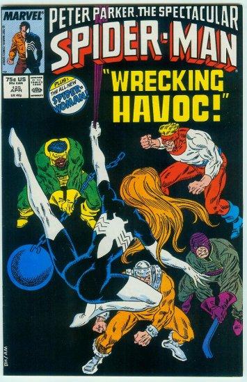 SPECTACULAR SPIDER-MAN #125 (1987)