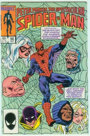 SPECTACULAR SPIDER-MAN #96 (1984)