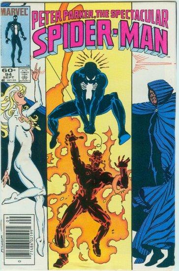 SPECTACULAR SPIDER-MAN #94 (1984)