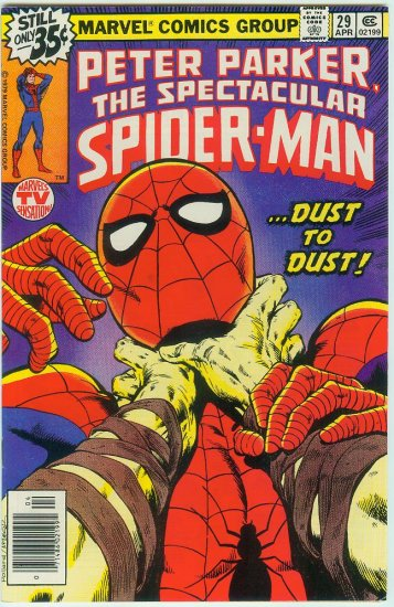 SPECTACULAR SPIDER-MAN #29 (1979) BRONZE AGE