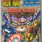 IRON MAN/CAPTAIN AMERICA ANNUAL 98