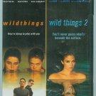 WILD THINGS/WILD THINGS 2  (2004) 2 DVD SET
