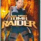LARA CROFT TOMB RAIDER (2001) ANGELINA JOLIE  (PLAYED ONCE)