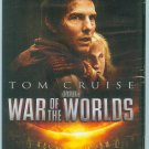 WAR OF THE WORLDS (2005) (NEW) TOM CRUISE