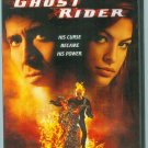 GHOST RIDER (2005) NICOLAS CAGE/EVA MENDES (PLAYED ONCE)