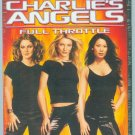 CHARLIES ANGELS FULL THROTTLE (2003) (NEW) CAMERON DIAZ/DREW BARRYMORE/LUCY LIU