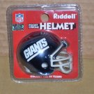 New York Giants Super Bowl XVI Pocket Chrome Helmet By Riddell