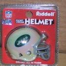 New York Jets Super Bowl III Pocket Chrome Helmet By Riddell