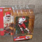 PRIEST HOLMES KC CHEIFS SERIES 6 ACTION FIGURE DEBUT