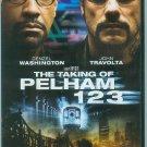 THE TAKING OF PELHAM 123 (2009) (PLAYED ONCE) DENZEL WASHINGTON/JOHN TRAVOLTA