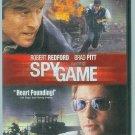 SPY GAME (2002) (NEW) ROBERT REDFORD/BRAD PITT