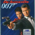 DIE ANOTHER DAY (2002) (PLAYED ONCE) PIERCE BROSNAN/HALLE BERRY