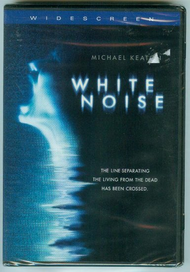 WHITE NOISE (2005) (NEW) MICHAEL KEATON