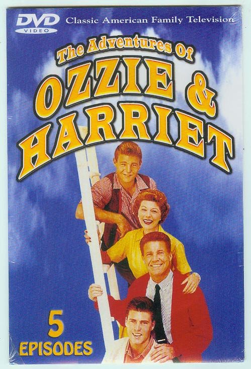 The Adventures Of Ozzie And Harriet 2004 New 5 Episodes