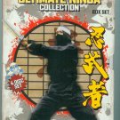 THE ULTIMATE NINJA COLLECTION 4-DISCS (2005) (NEW)