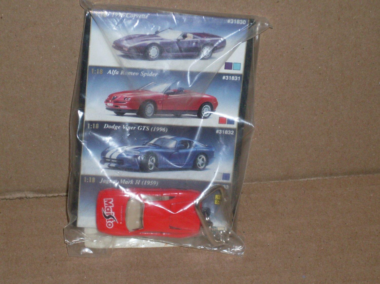 Maisto Classic Collection Ferrari 348 Keychain Limited Edition